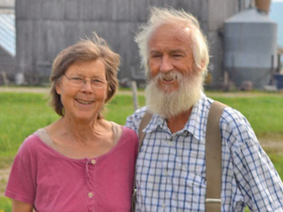 Jack & Anne Lazor - Farmers and Founders