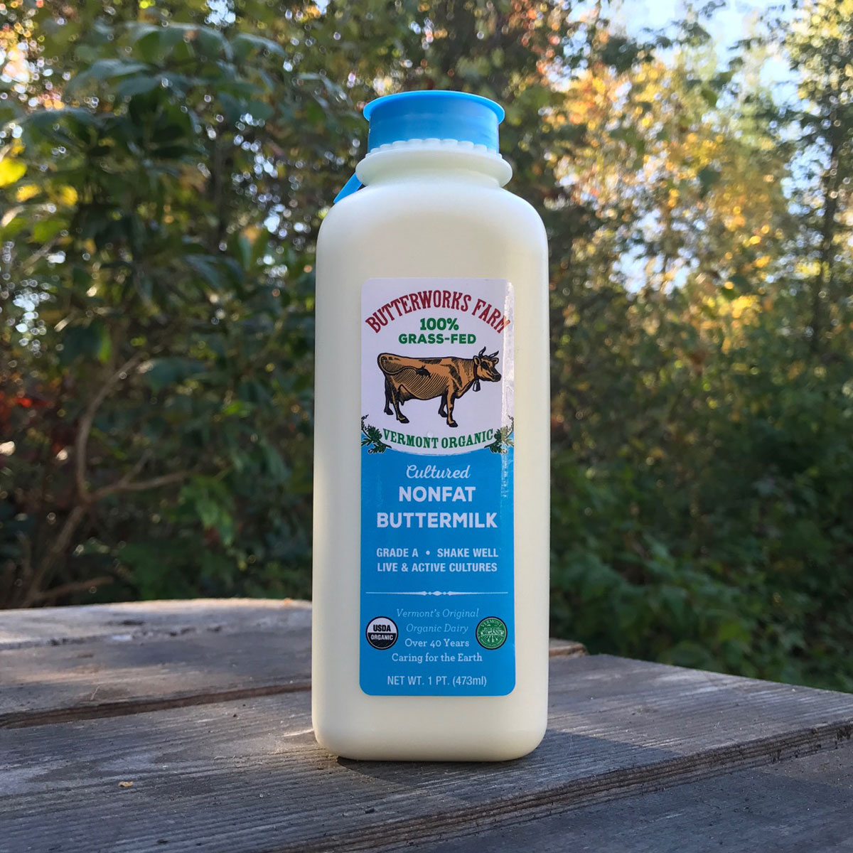 Butterworks Farm Non fat Buttermilk