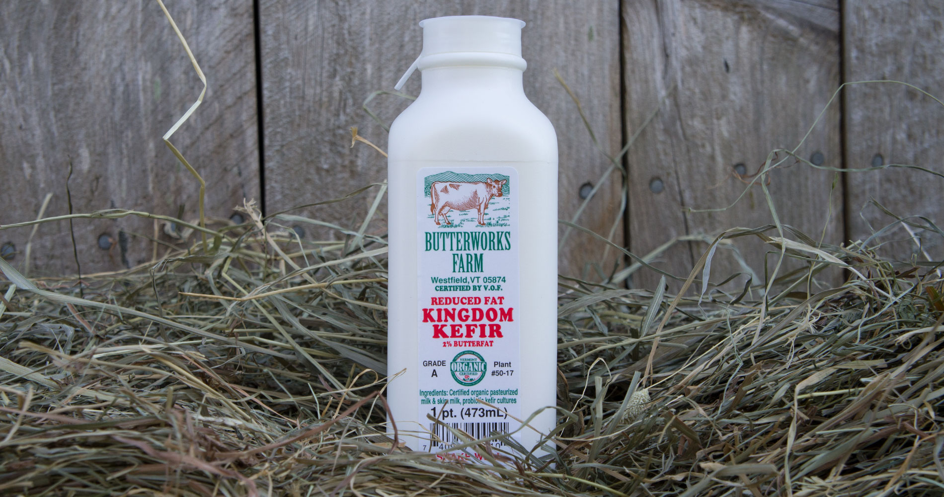 Butterworks Farm Kingdom Kefir