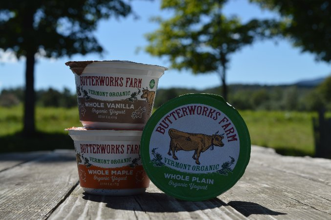 Butterworks Farm Vermont Organic Yogurt