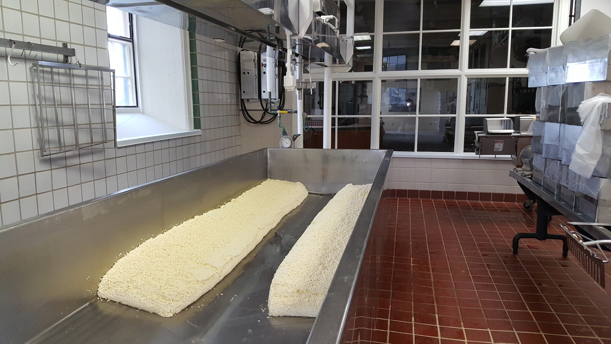 Shelburne Farms Cheesemaking Vermont